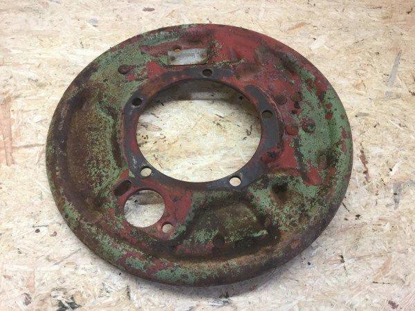 Normag NG15 ZF K30D Bremsanbauplatte rechts