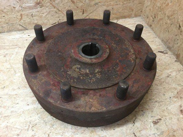Normag NG15 ZF K30D Bremstrommel links